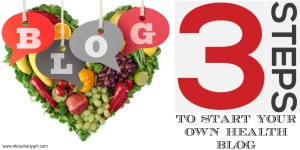 start a blog | www.4hourbodygirl.com