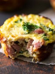HEALTHY, EASY & DELICIOUS EGG MUFFINS | www.4hourbodygirl.com