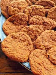 LOW CARB/40 CALORIE PUMPKIN PROTEIN COOKIES | www.4hourbodygirl.com