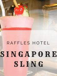 SINGAPORE SLING – ORIGINAL RECIPE | www.4hourbodygirl.com