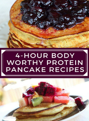 4-HOUR BODY WORTHY PROTEIN PANCAKE RECIPES | www.4hourbodygirl.com