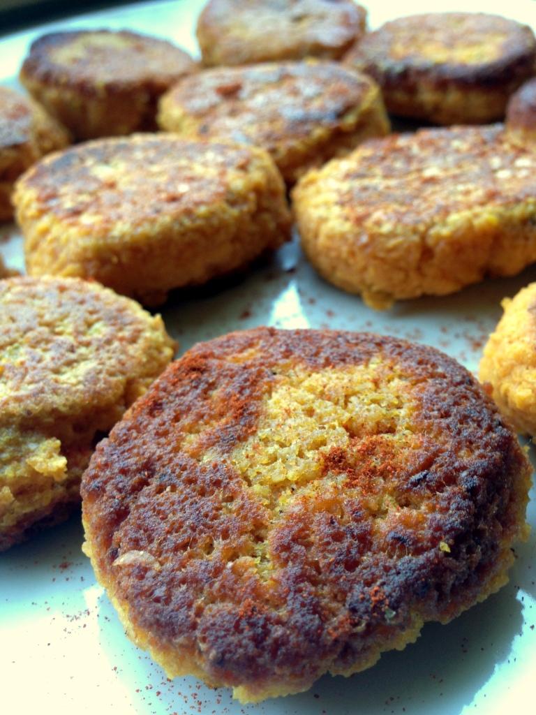 Easy & Tasty, High Protein Veggie Nuggets | www.4hourbodygirl.com