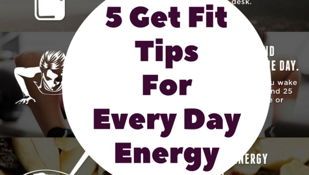Tips for energy
